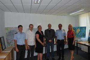 Jury des Kunstwettbewerbs